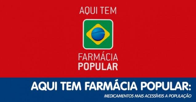 Boa Vista agora conta com Farmácia Popular